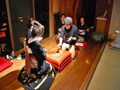 睡蓮堂☆伝統文化を楽しむ!